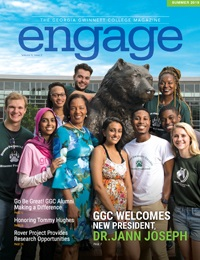cover image of Engage Summer 2019